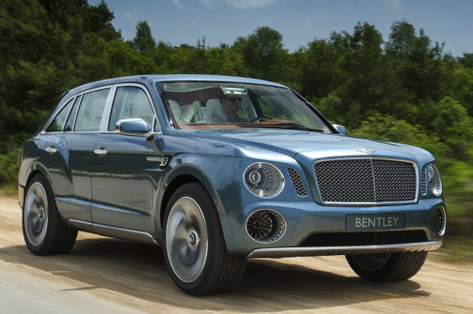 Rolls-Royce Considering Super-Luxury-SUV