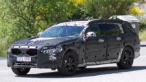 Volvo V90 Cross Country Spied