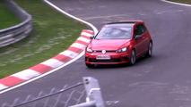 Record-setting VW Golf GTI Clubsport S continues to hammer the 'Ring