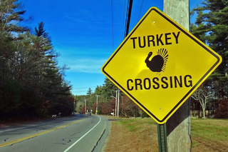 Don't Be A Turkey, Use Data to Avoid Thanksgiving Traffic This Weekend