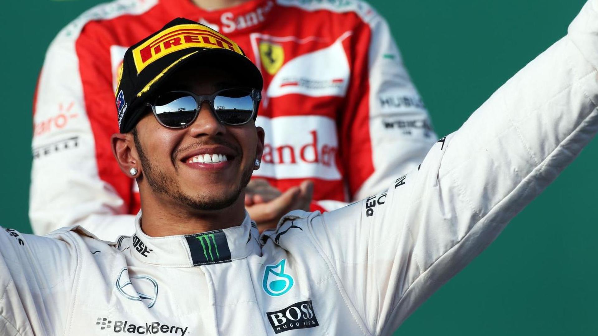 Wolff reveals Hamilton bought Ferrari supercar