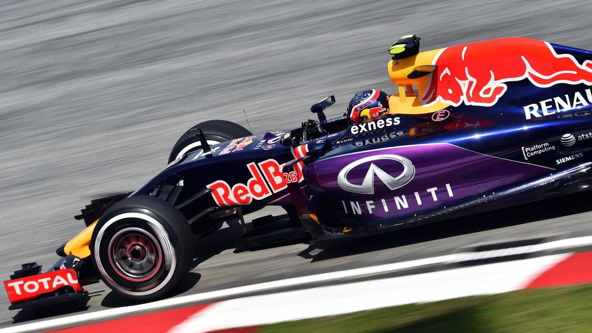 Marko admits Red Bull has 'chassis' problems