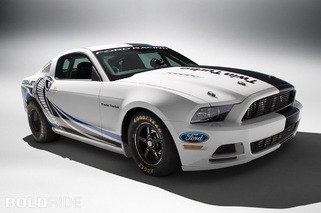 Ford Mustang Takes Home