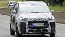 2017 Peugeot 2008 spy photo