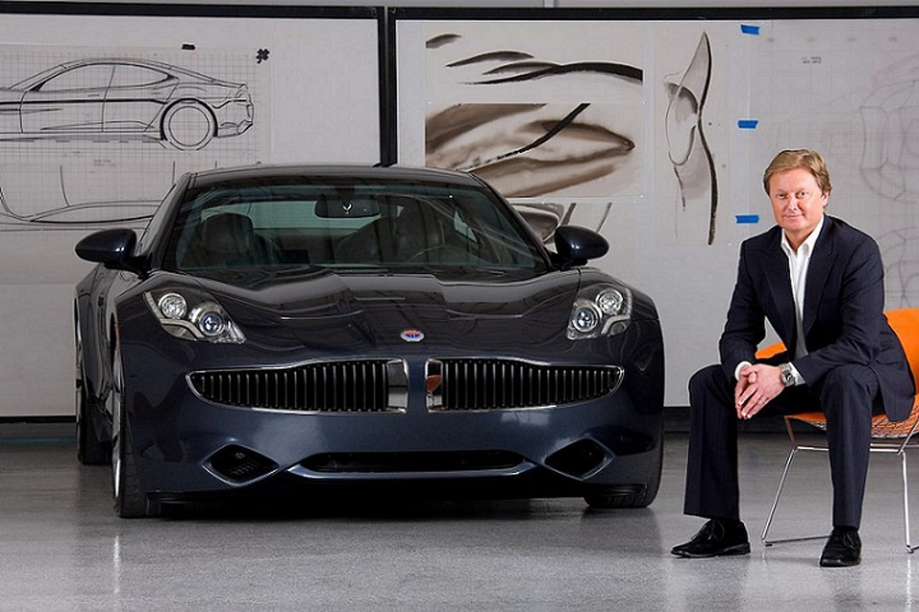 Henrik Fisker Wants to Build His Own Cars Again