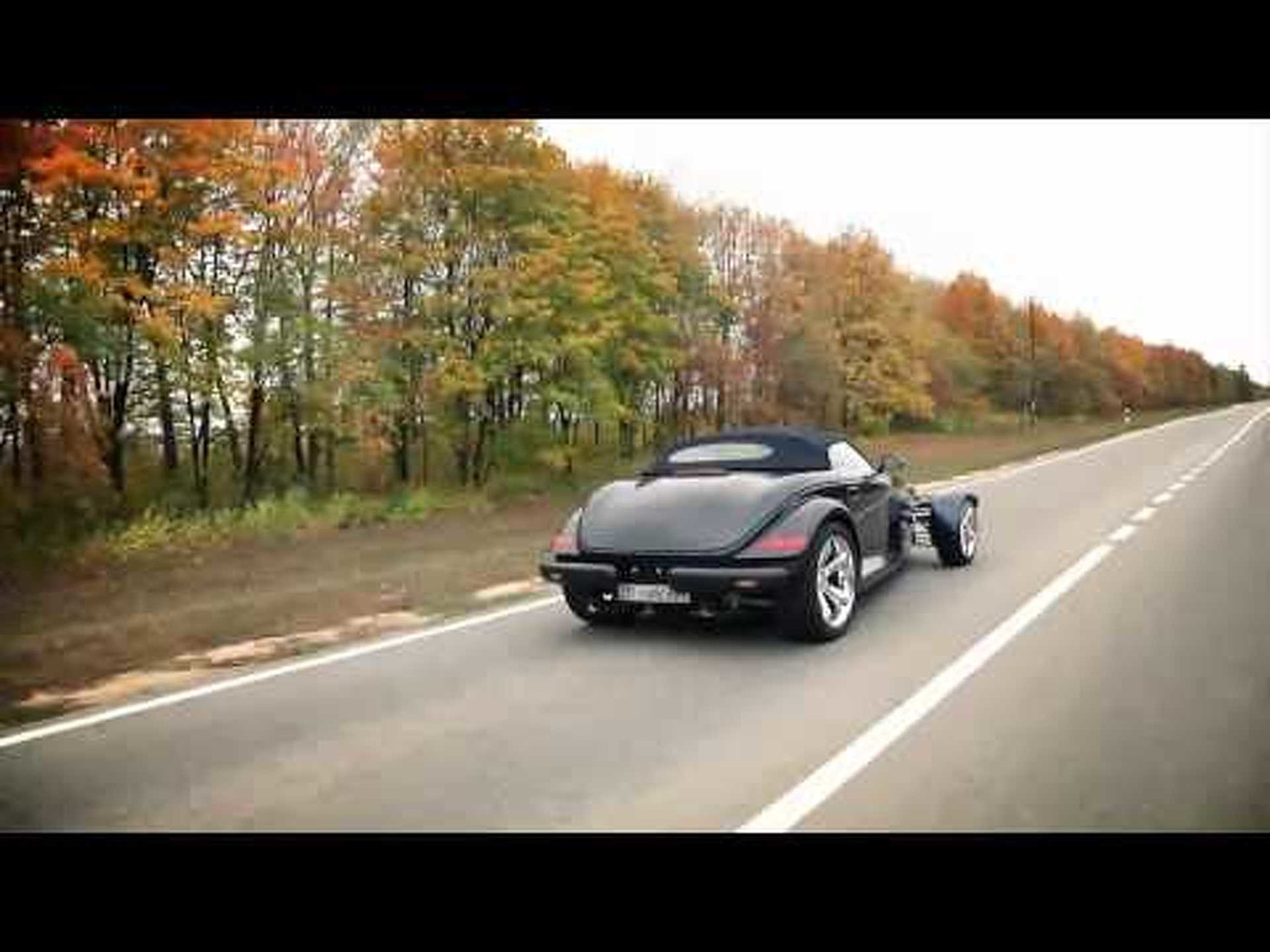 Plymouth Chrysler Prowler hot rod (атопрограмма