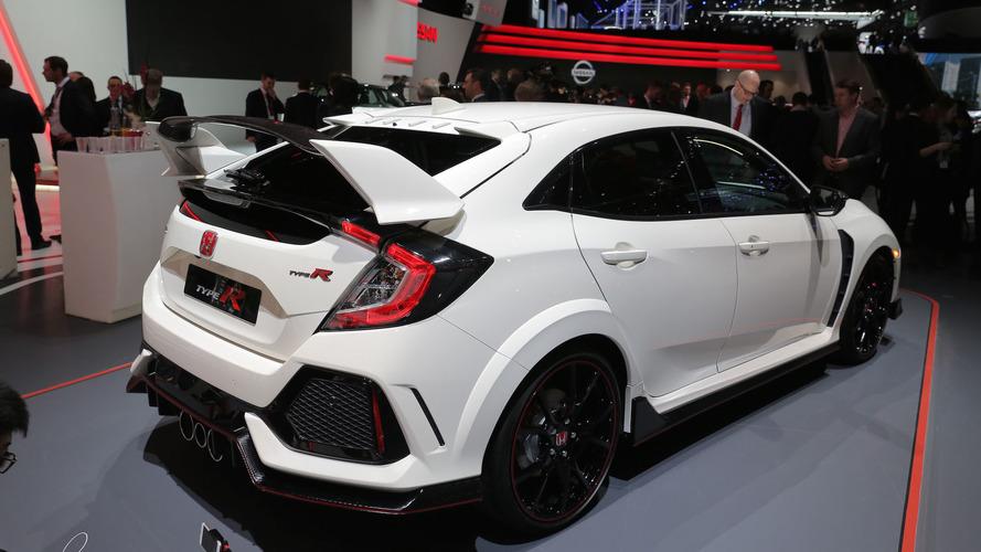 Vídeo - Ouça o ronco do novo Honda Civic Type R