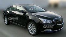 Buick Regal & LaCrosse facelifts to debut in New York - report
