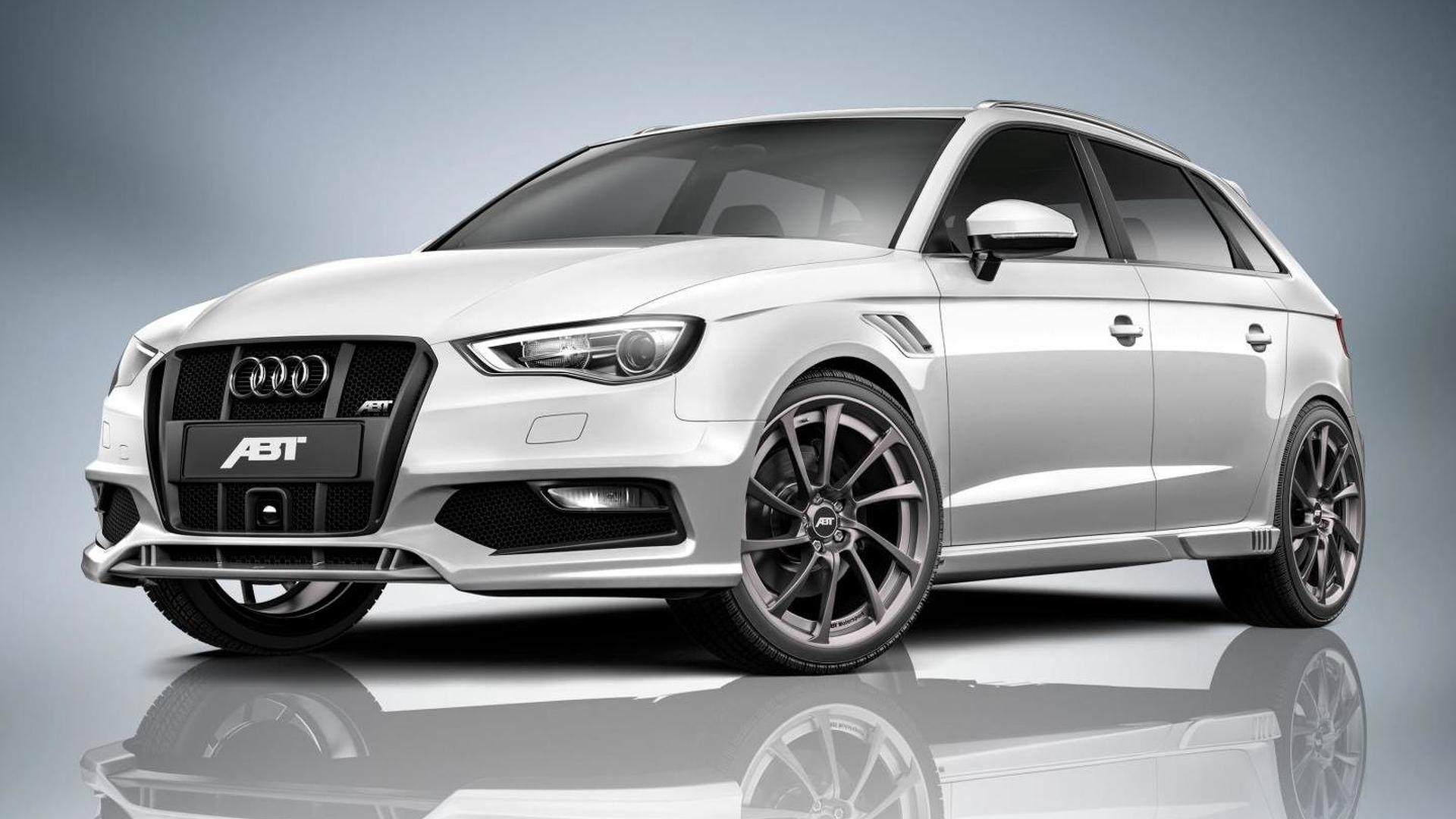 ABT AS3 based on 2013 Audi A3 Sportback revealed