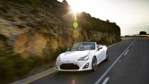 Toyota 86 Open concept,