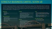Strictly Business Cartel Scion xB  31.10.2013