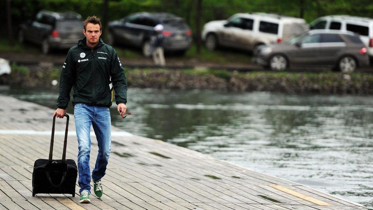 Giedo van der Garde, Canadian Grand Prix,  08.06.2013