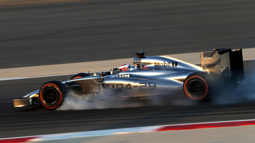 'New' F1 already catching up with V8 era speed