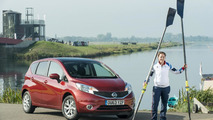 Nissan Note Boat unveiled in the U.K. [video]