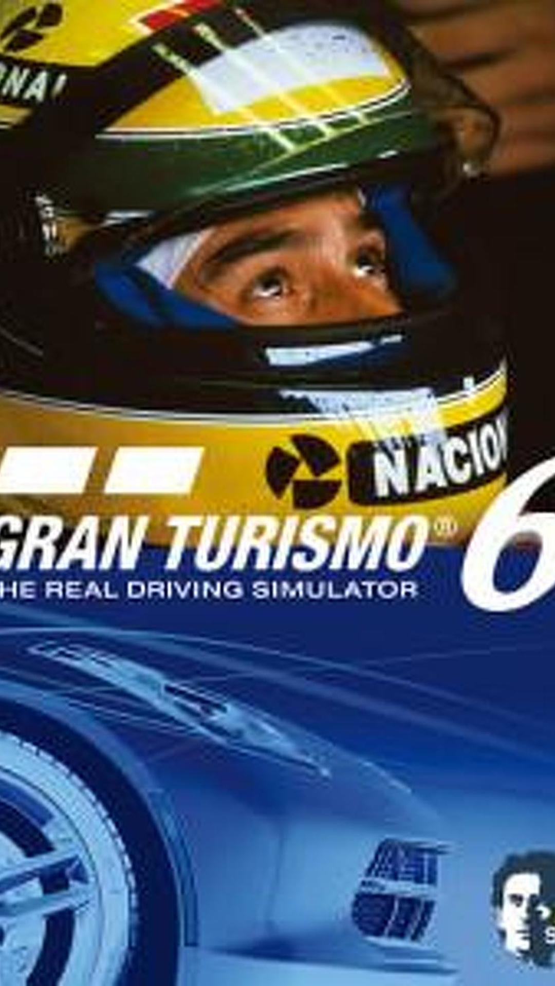 Gran Turismo 6 to include Ayrton Senna content