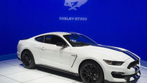 Ford Shelby GT350 Mustang makes world debut in Los Angeles