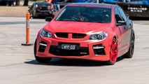 Walkinshaw tunes the HSV GTS to 680 bhp [video]