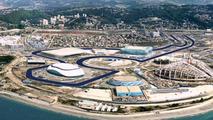 F1 will respect Russia GP contract - Ecclestone