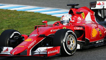 Vettel camp denies copying Schumacher helmet