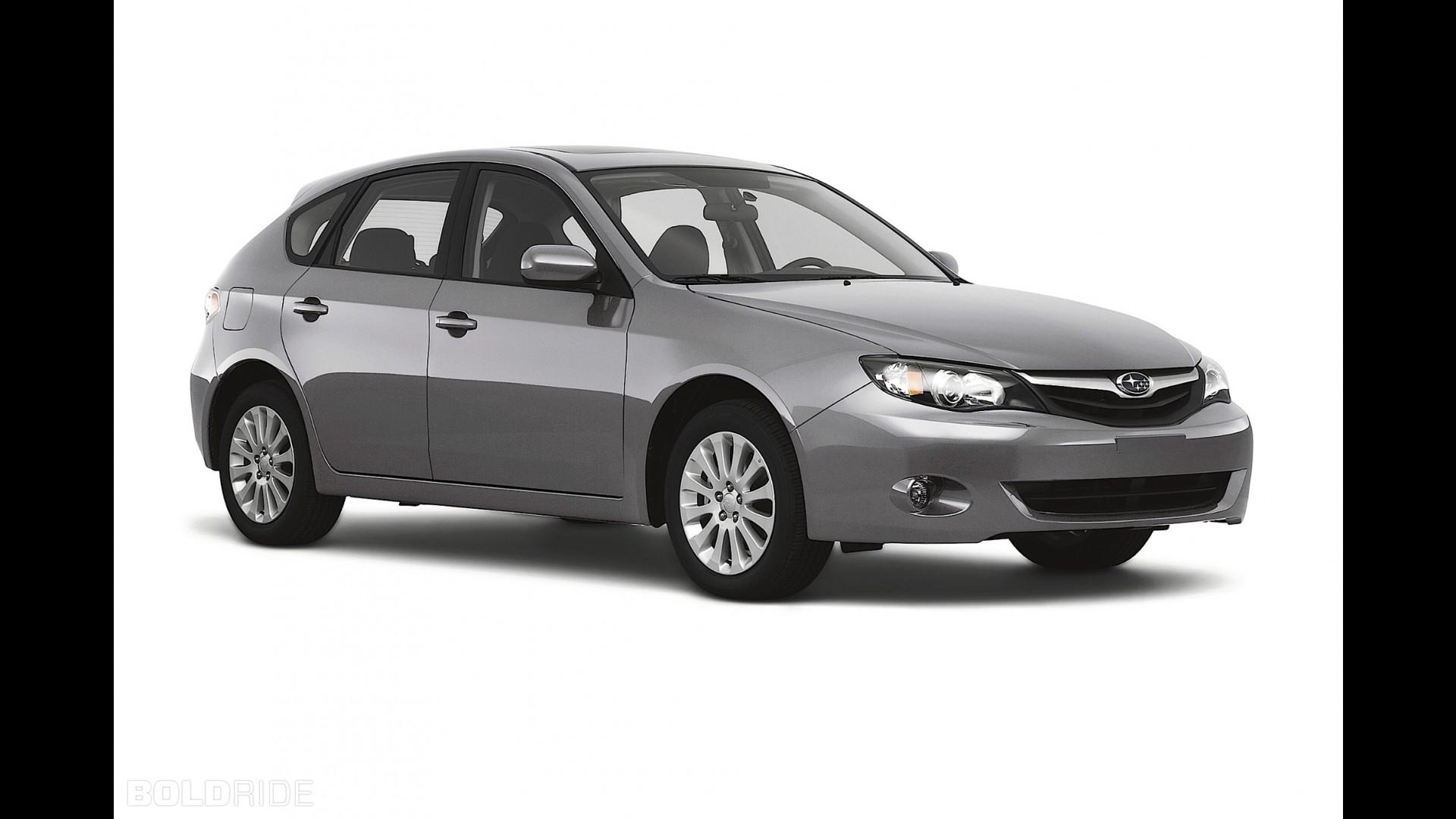 Subaru Impreza 2.5i 5-door