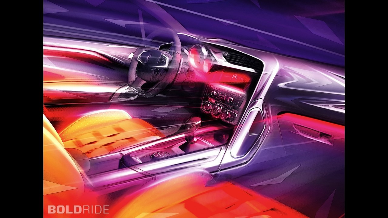 Citroen DS High Rider Concept