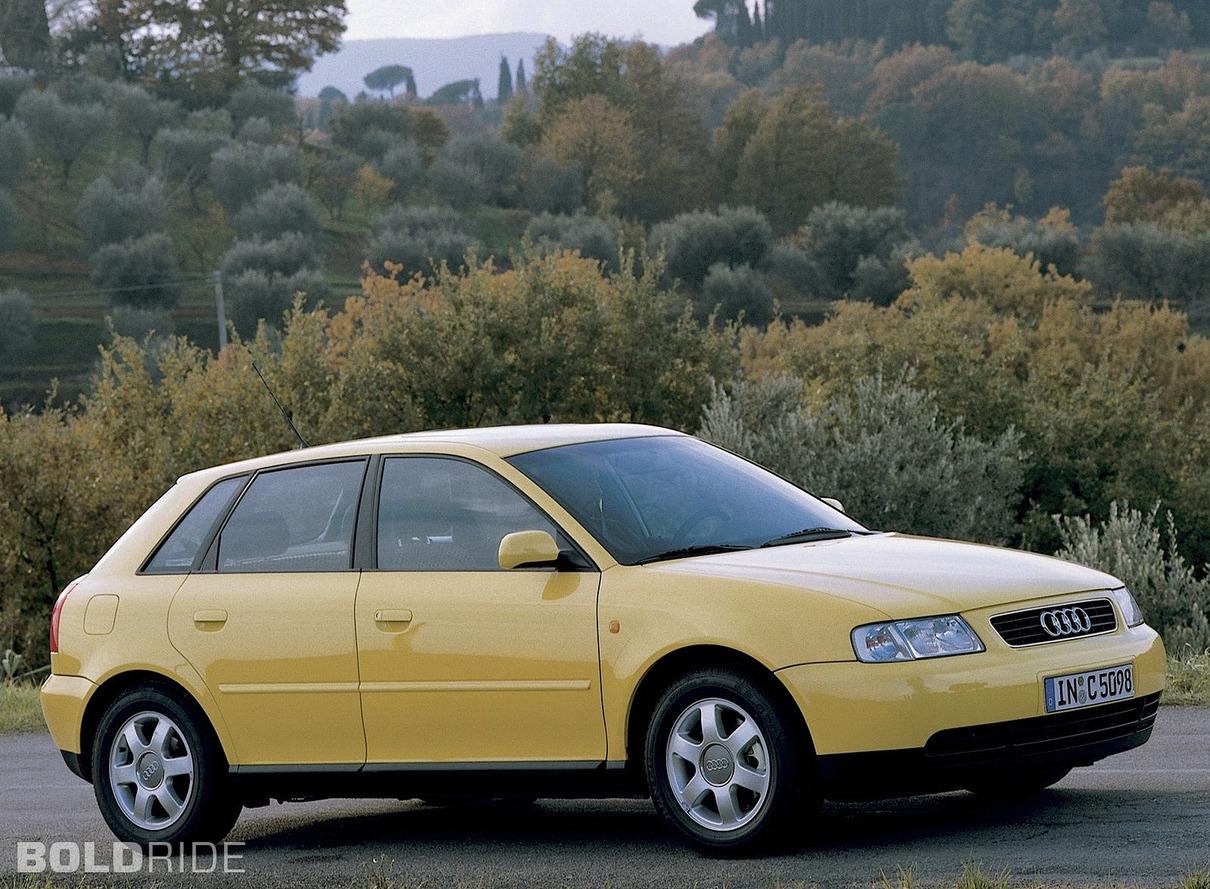Audi A3 5-door