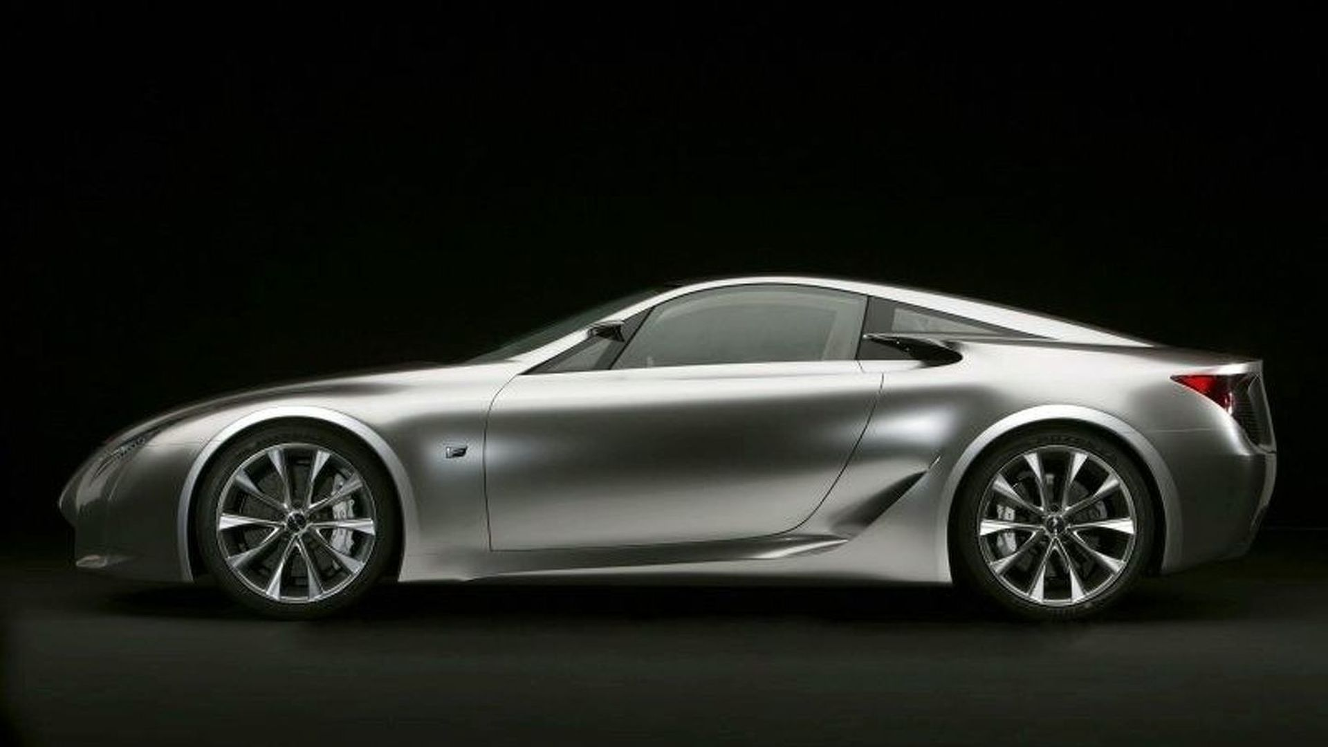 Lexus LF-A Rumored to be Priced Over $200K