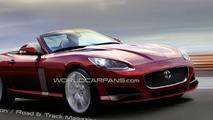 Jaguar F-Type & X-Type confirmed