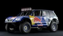 Volkswagen-Red Bull Baja Race Touareg TDI Trophy Truck