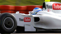 YouTube's Hurley says F1 foray with Ferrari would be 'great'