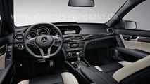 2011 Mercedes C63 AMG leaked - 12.30.2010