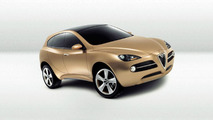 Alfa Romeo Kamal Concept 2003 - 1052