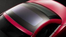Mercedes SLK electrochromic glass roof