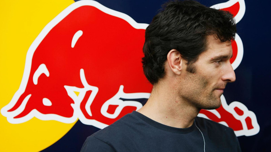 Red Bull confirms new one-year deal for Webber