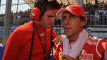Hulkenberg, Bourdais join race for Badoer's seat