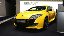 Megane Renaultsport 250 live in Frankfurt