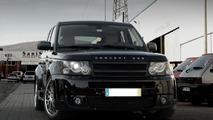 Concept802 Range Rover Sport Platinum R wide body kit