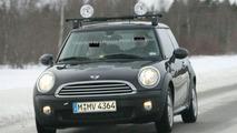 New second generation MINI spy photos