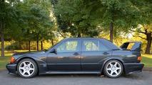 1990 Mercedes-Benz 190E Cosworth Evo II on eBay with 29,000 miles