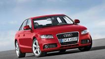 New Audi A4 Leaked
