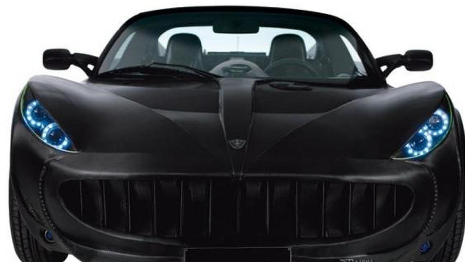 PG Elektrus picks up where the Tesla Roadster left off