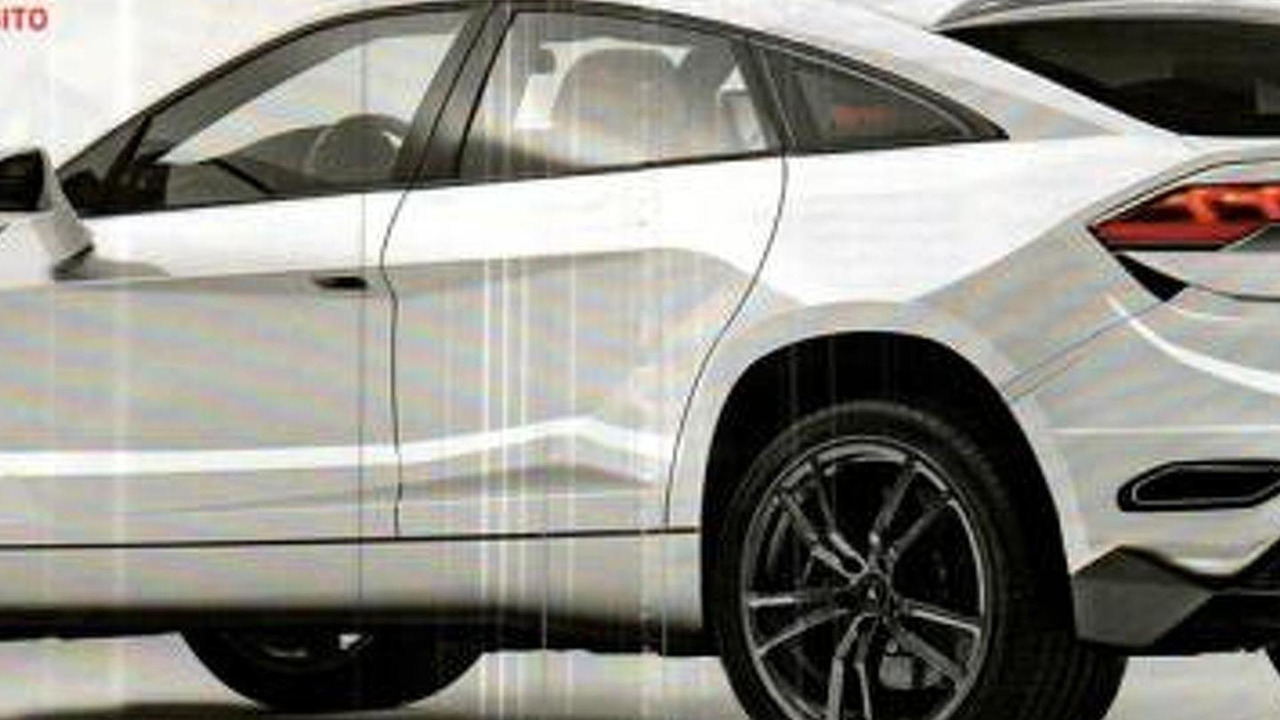 Lamborghini crossover concept leaked images, 1024, 30.01.2012