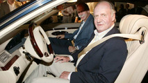 Maybach Saloon for Spanish King Juan Carlos I