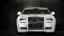 Mansory White Ghost Limited 14.07.2010