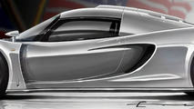 Hennessey Venom GT New Images and Renderings Released
