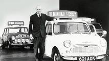 Sir Alec Issigonis: 1959 den Mini erfunden, 1969 zum Ritter geschlagen