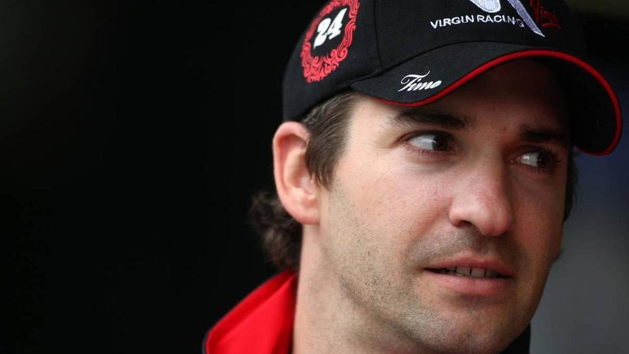 Timo Glock (GER), Virgin Racing - Formula 1 World Championship, Rd 18, Brazilian Grand Prix, 06.11.2010 Sao Paulo, Brazil