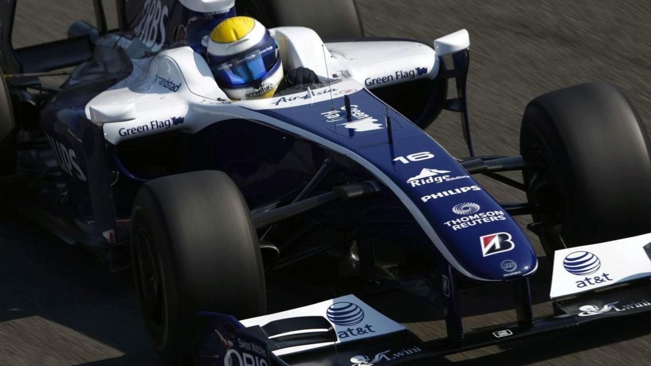 Williams F1 Car