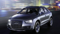 Audi Q3 Officially Announced for Debut in 2011
