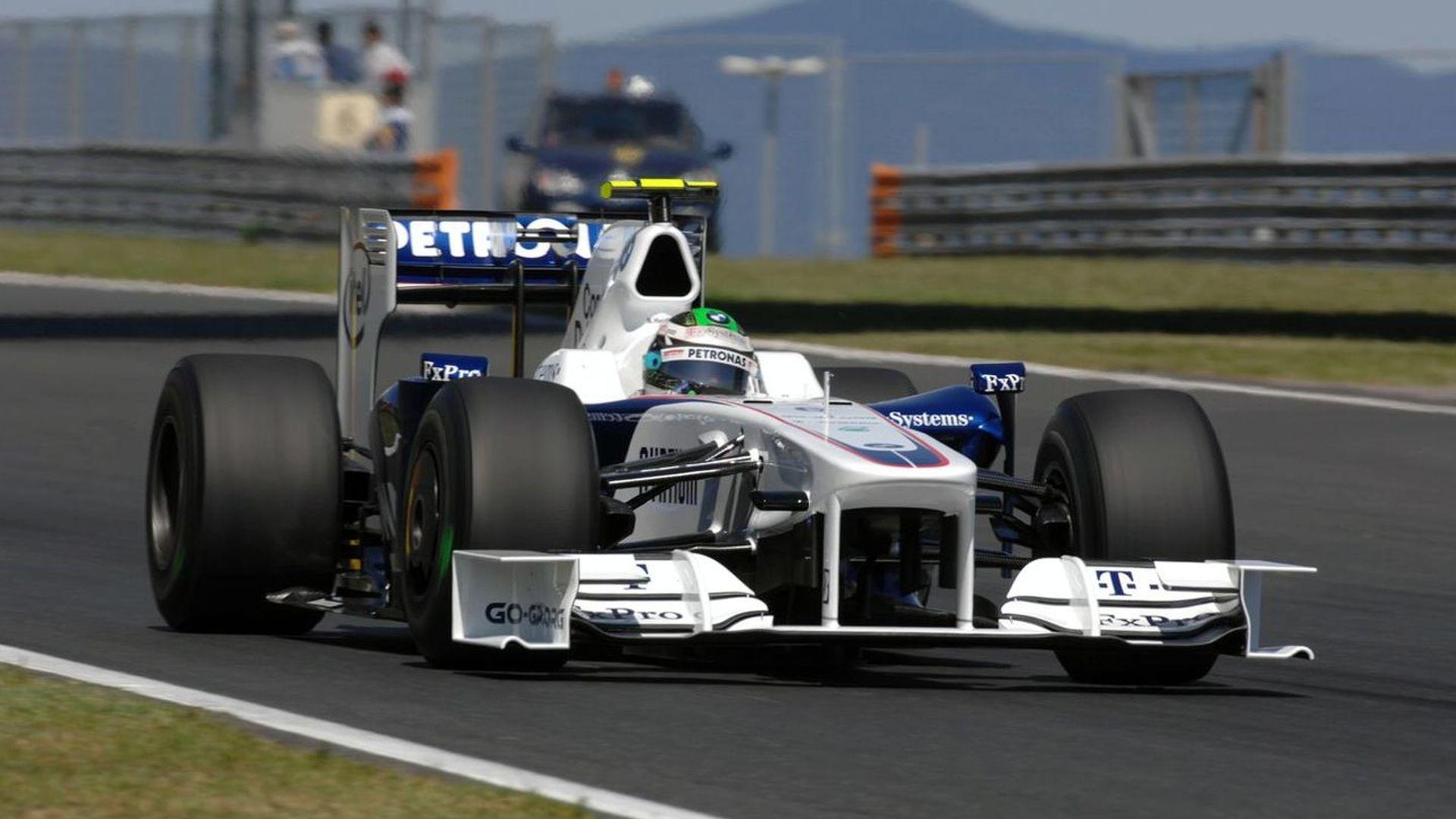BMW-Sauber board member resigns